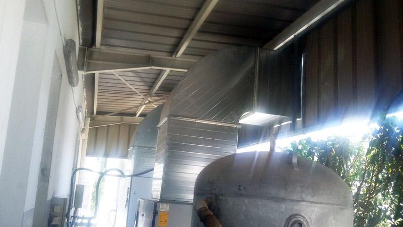 Discharge Compressor